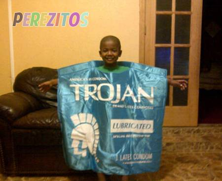 condom-halloween-costume-kid__oPt  sc 1 st  P&ers Nu0027 Pints & 5 Inappropriate Halloween Costumes to Dress Your Kid In This Year |